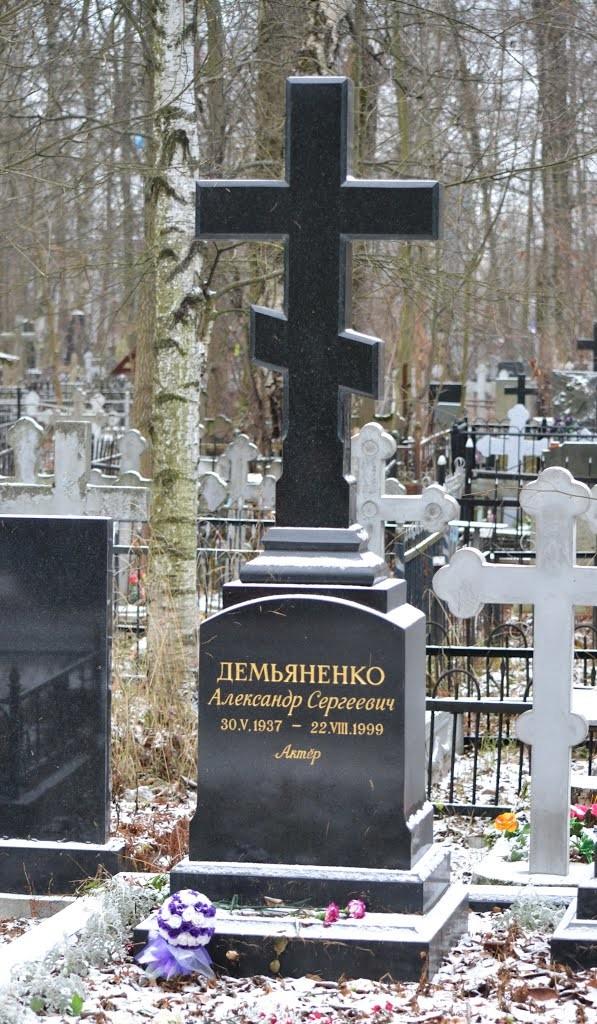 Александр Демьяненко  биография личная жизнь фото