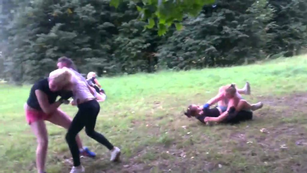 драки девушек без цензуры - 3