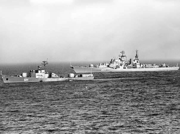 5-я оперативная. Интервью адмирала в отставке Селиванова Валентина Егорович