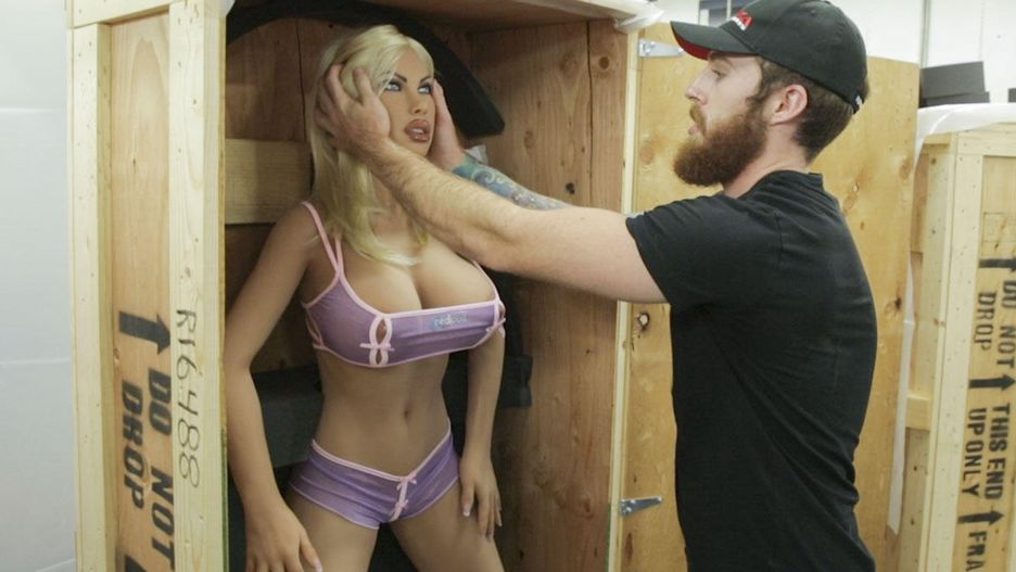 Изготовление секс мужчин кукол