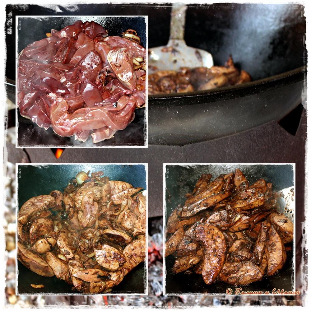 Корейские блюда рецепты с фото удон телевизоре них