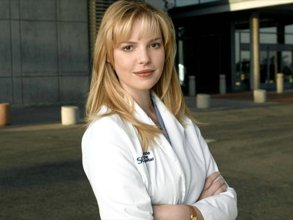 Женщина врач сексуальная