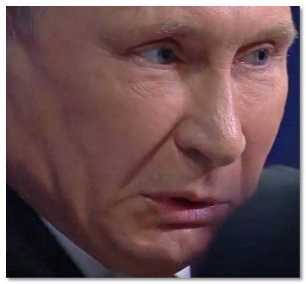 """У Путіна проаналізували """"кремлівську доповідь"""": документ містить """"взаємовиключні слова"""" - Цензор.НЕТ 8963"""