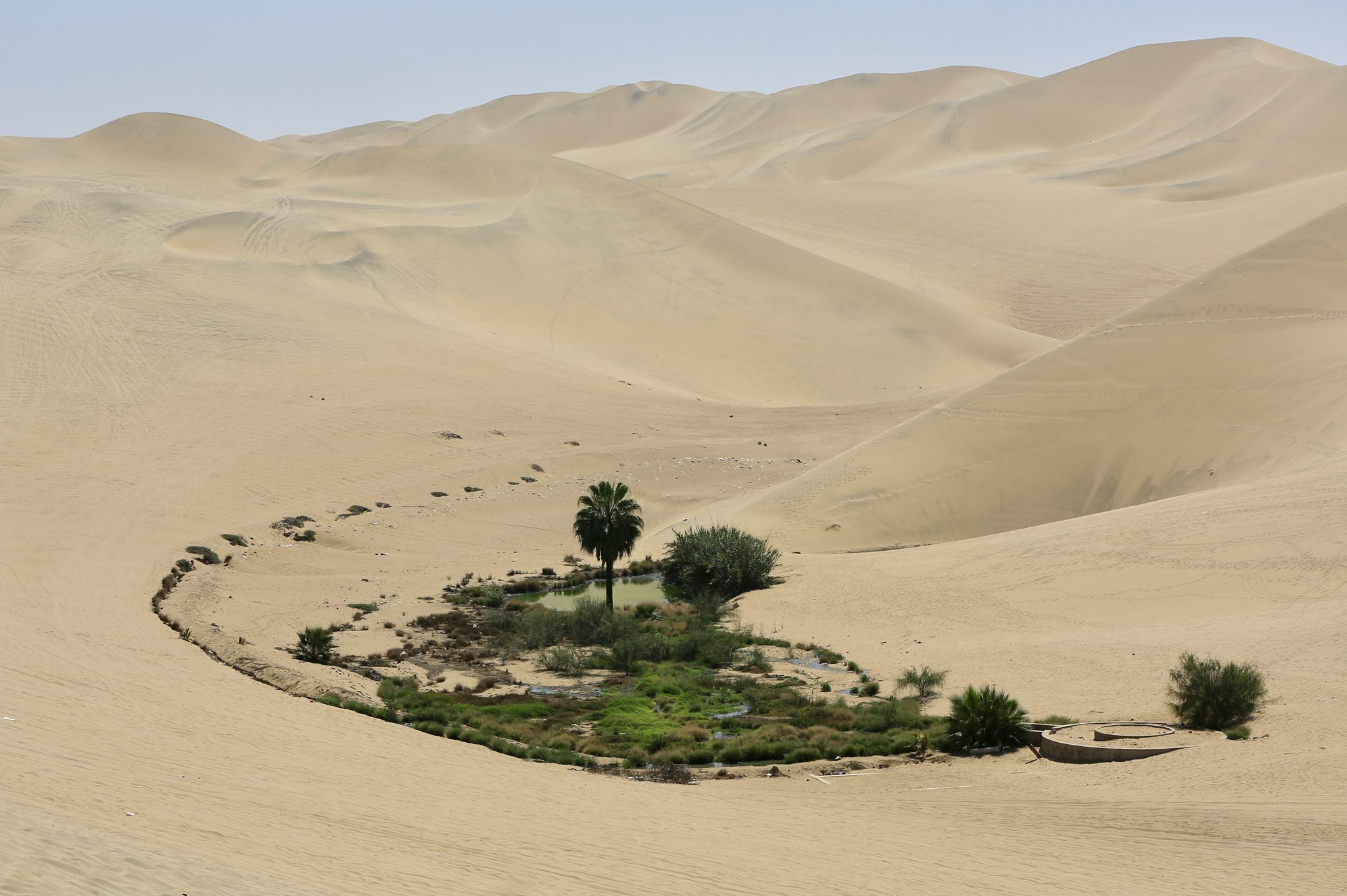 Картинки миражей в пустыне