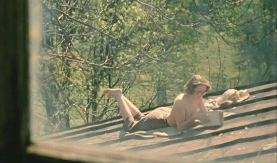 меня все эротические сцены в советских фильмах мать могла