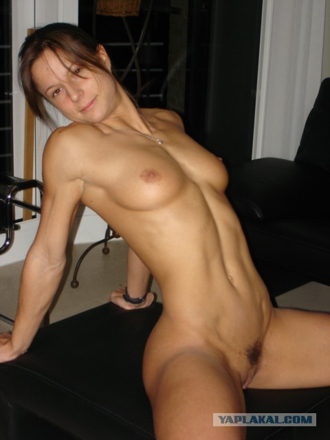 спортсменки голые частное фото