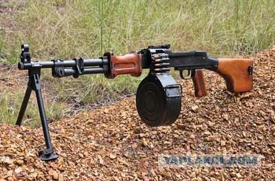 Лучший пулемет за всю историю