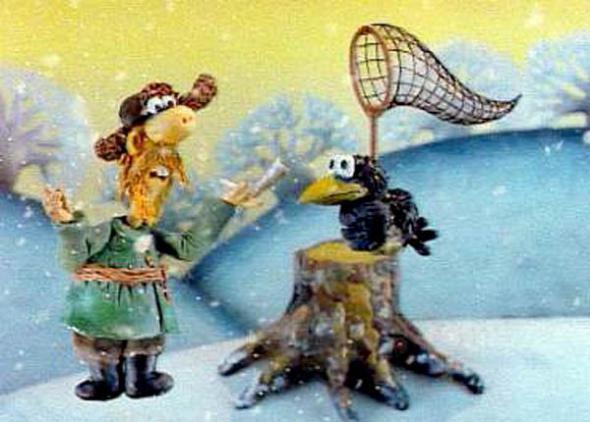 скачать торрент мультфильм пластилиновая ворона img-1