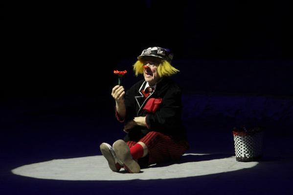 Умер клоун Олег Попов