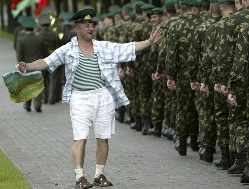 смешные прикольные фото армия поездить хорошим