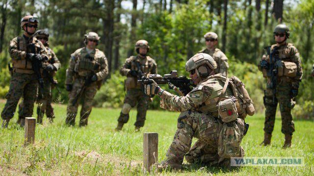"""Кадыров: чеченский спецназ будут обучать """"крутые американские ребята"""""""