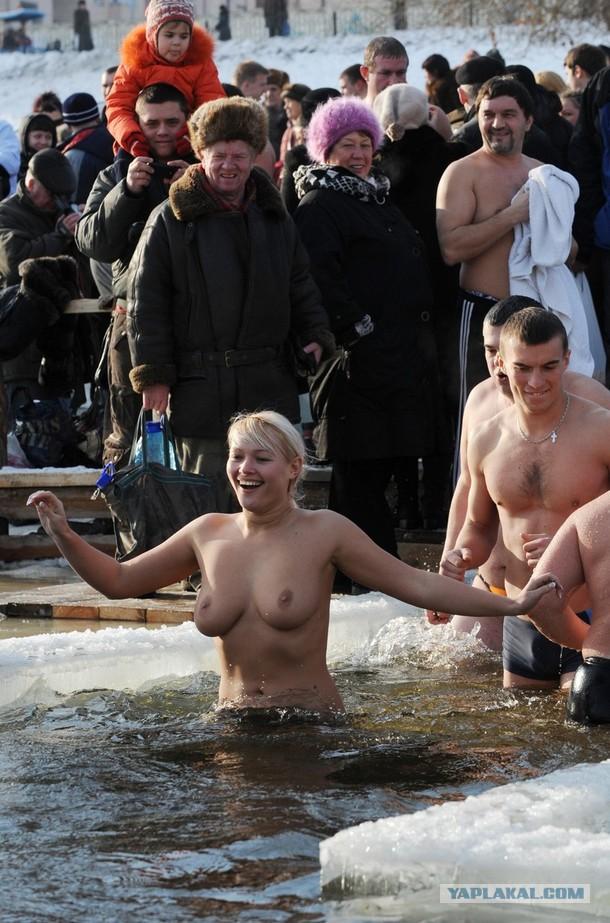 Порно На Крещение