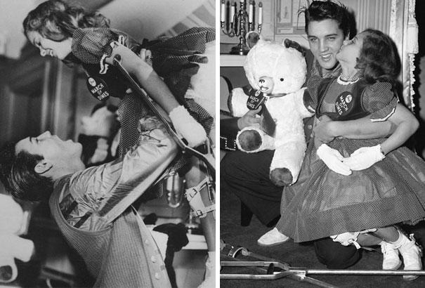 Фотографии из частных коллекций знаменитостей