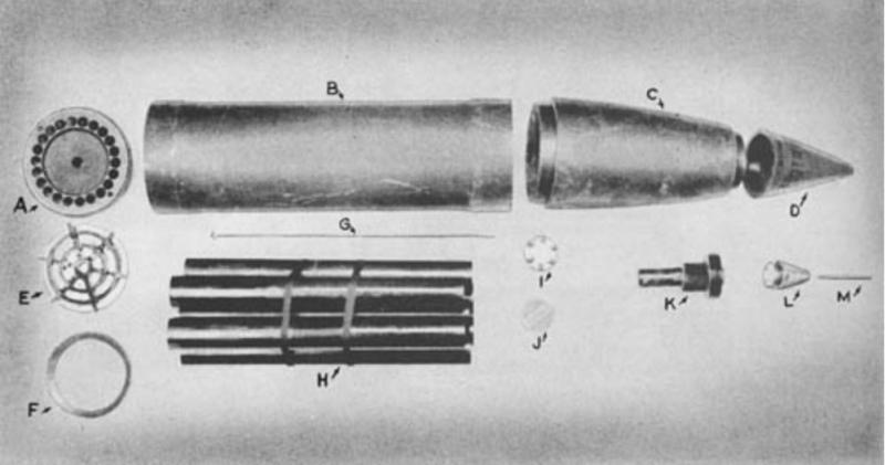 немецкие снаряды второй мировой войны фото