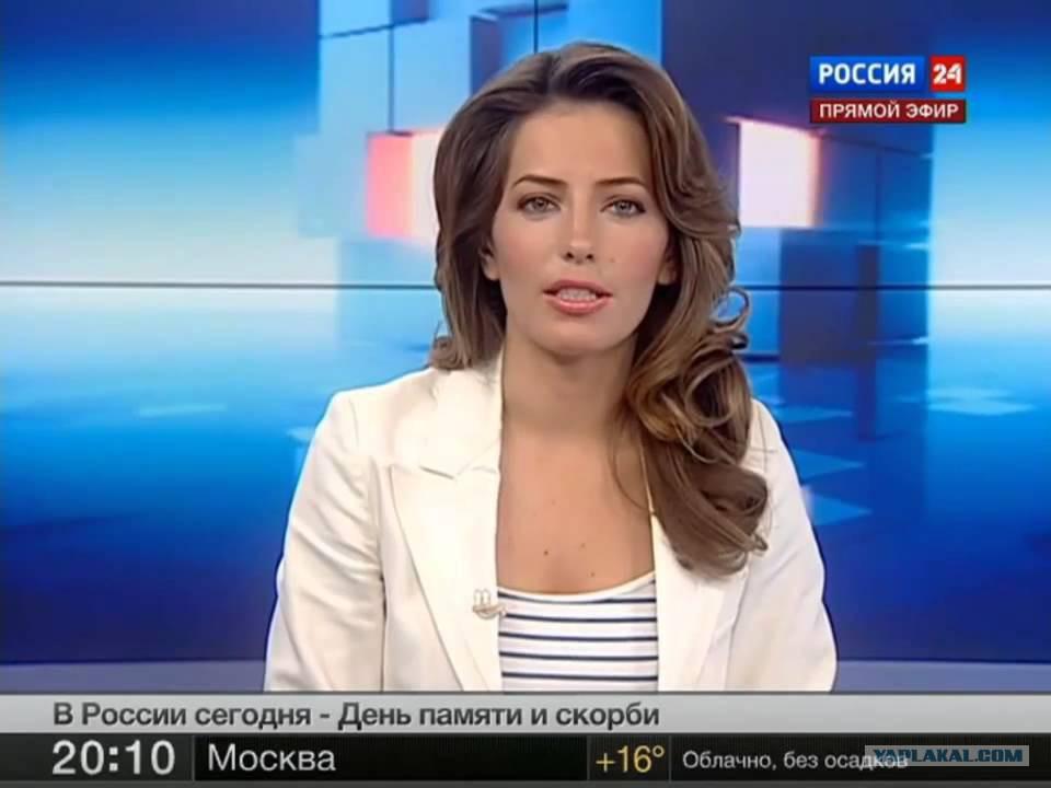 видео российских сексуальных ведущих женщин