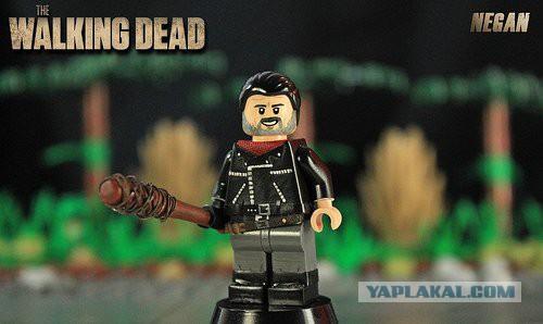 Интересные факты о зомби из сериала «Ходячие мертвецы»