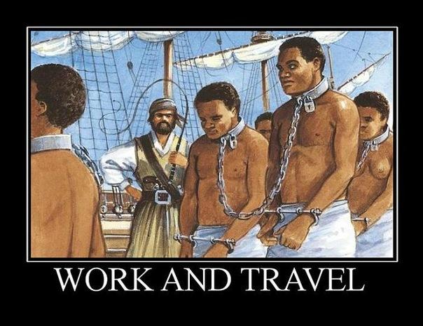Небольшая тематическая подборка на тему работорговли