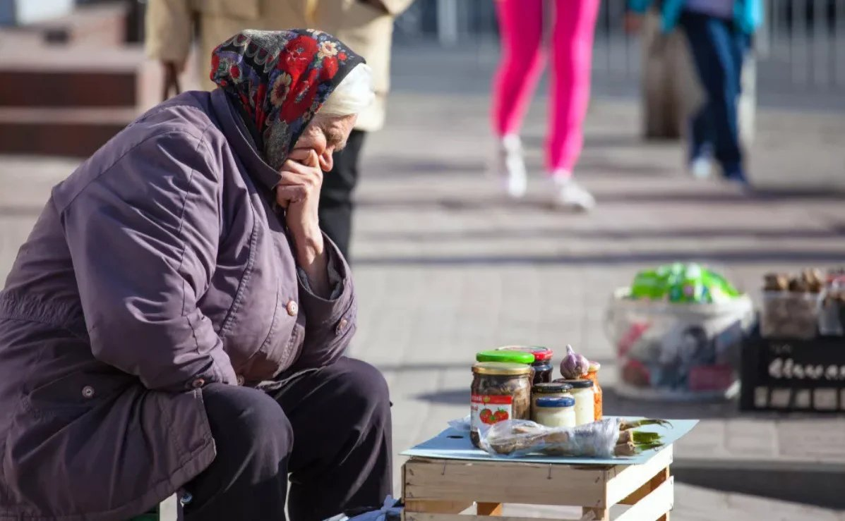 картинка про бедность для
