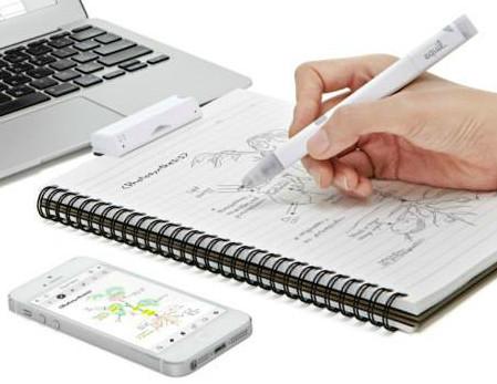 Итальянские дизайнеры презентовали «вечную» ручку без чернил