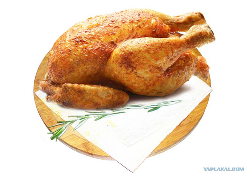 открытка курица гриль нних