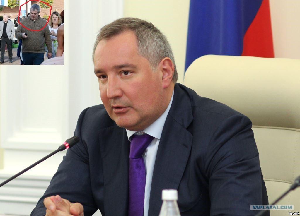 Дмитрий Рогозин биография, фото, личная жизнь 2017
