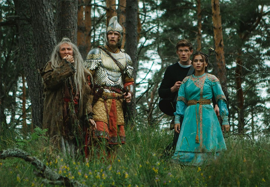 Кинокритик Сычев рассказал, что смотреть в кино в новогодние праздники