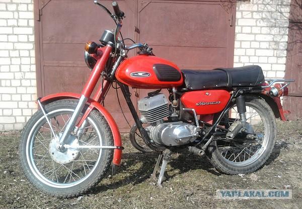 Минск Мотоцикл Планета 4 #10