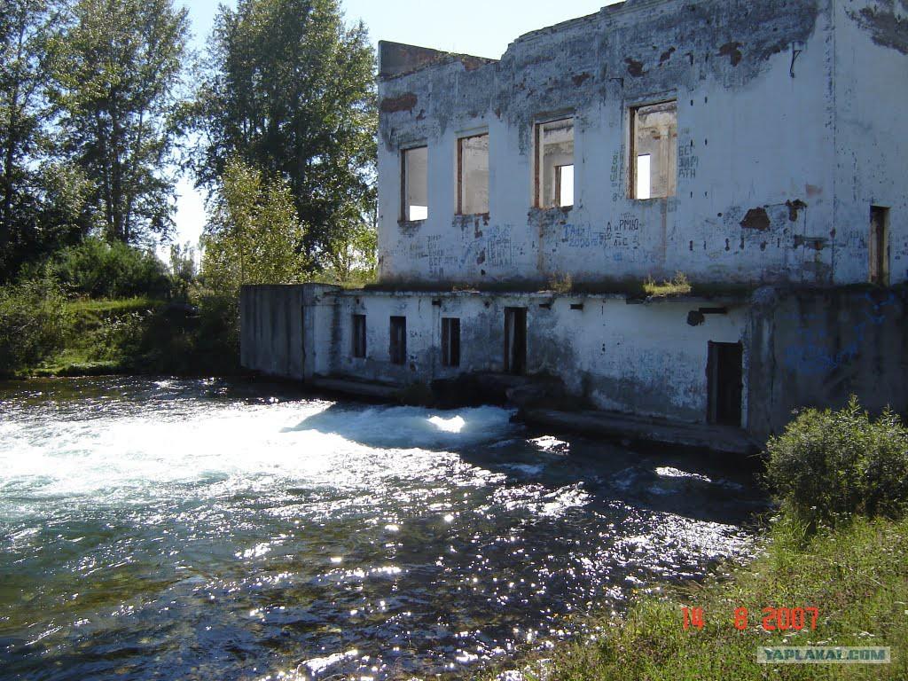 Река дома своими руками