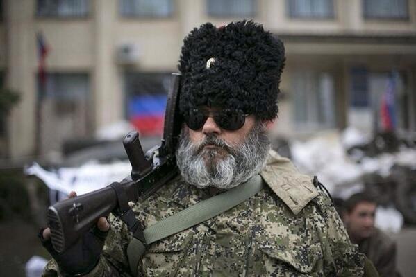 Запретить карнавал: ряженых казаков могут объявить вне закона