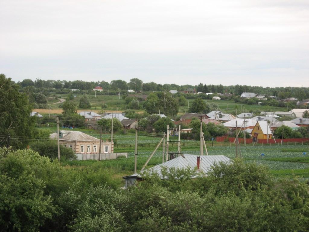 село батурино рязанская область фото фото боксера