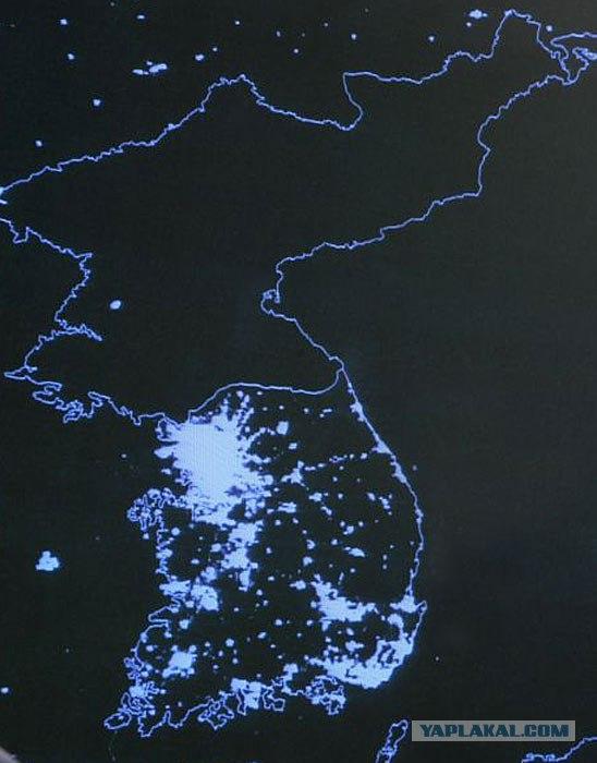 целая фото из космоса северной и южной кореи роли, создатели фильма