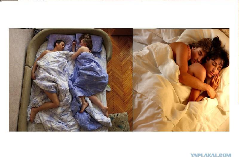Порно проснулись под одним одеялом