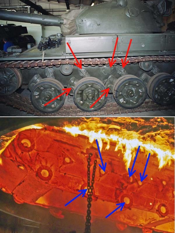Как закалялся танк