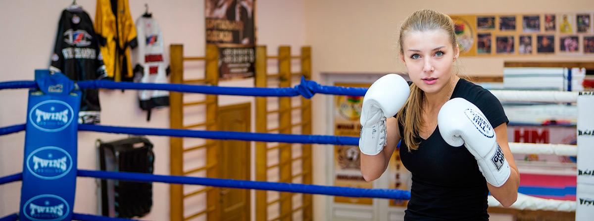 Российские девушки бокса