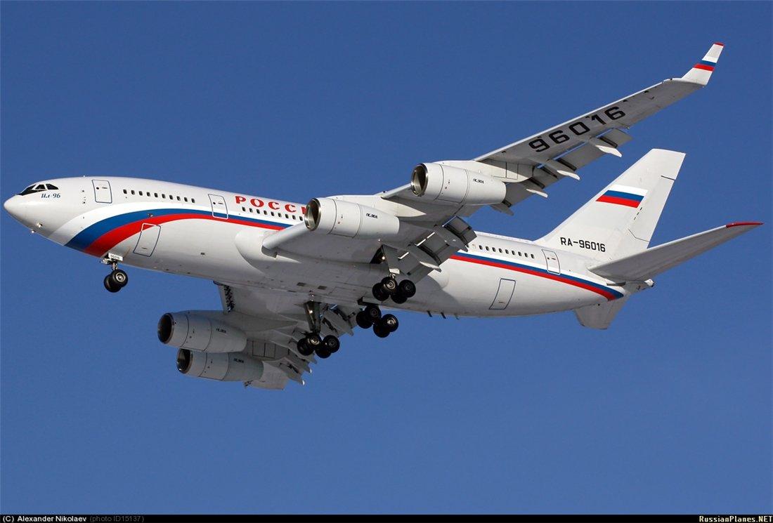 Самолет Ил-96 после модификации превосходит американский Боинг 131