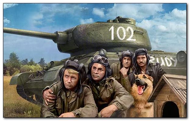 4 танкиста и собака актеры и роли