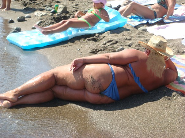Бабы на пляже фото фото 534-20