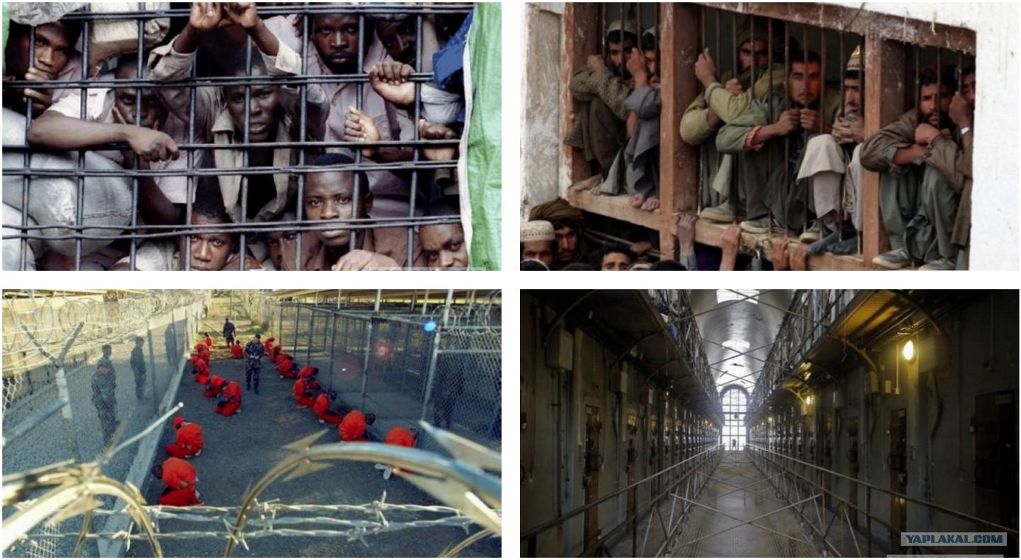 Секс в тюрьмах мира
