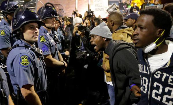 black lives matter a movement to put an end on police brutality