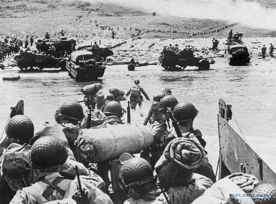 an account of events during the allied invasion of france in 1944 What event happened on june 6, 1944 that changed the tide of the war in europe the invasion of berlin 1944 where a massive allied invasion landed on the.