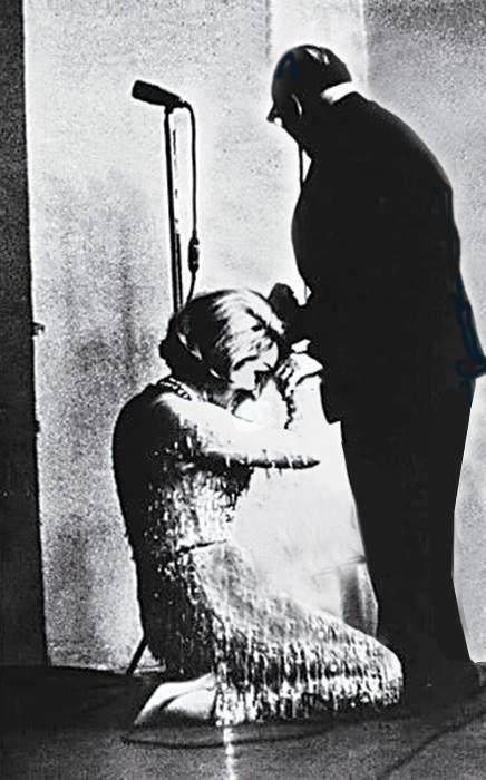 Приехав в СССР, Марлен Дитрих молила дать ей увидеть Паустовского