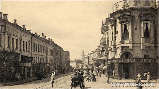 Чем кормили в московских трактирах XIX века