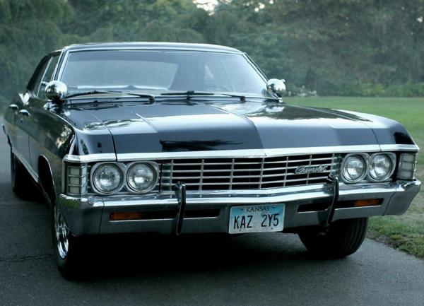 Американские автомобили 50-х. Картинки с аукциона
