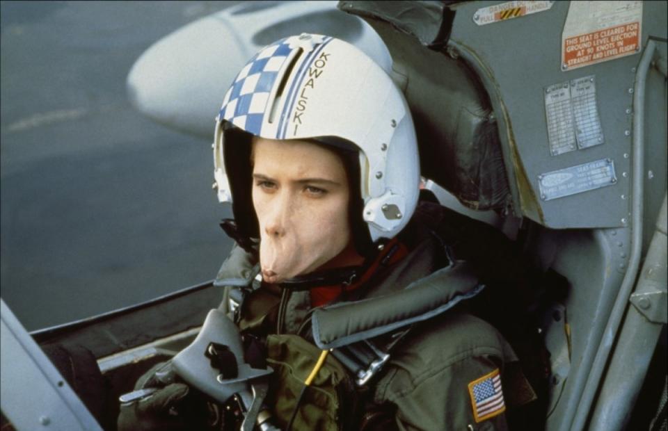 Негр пилот