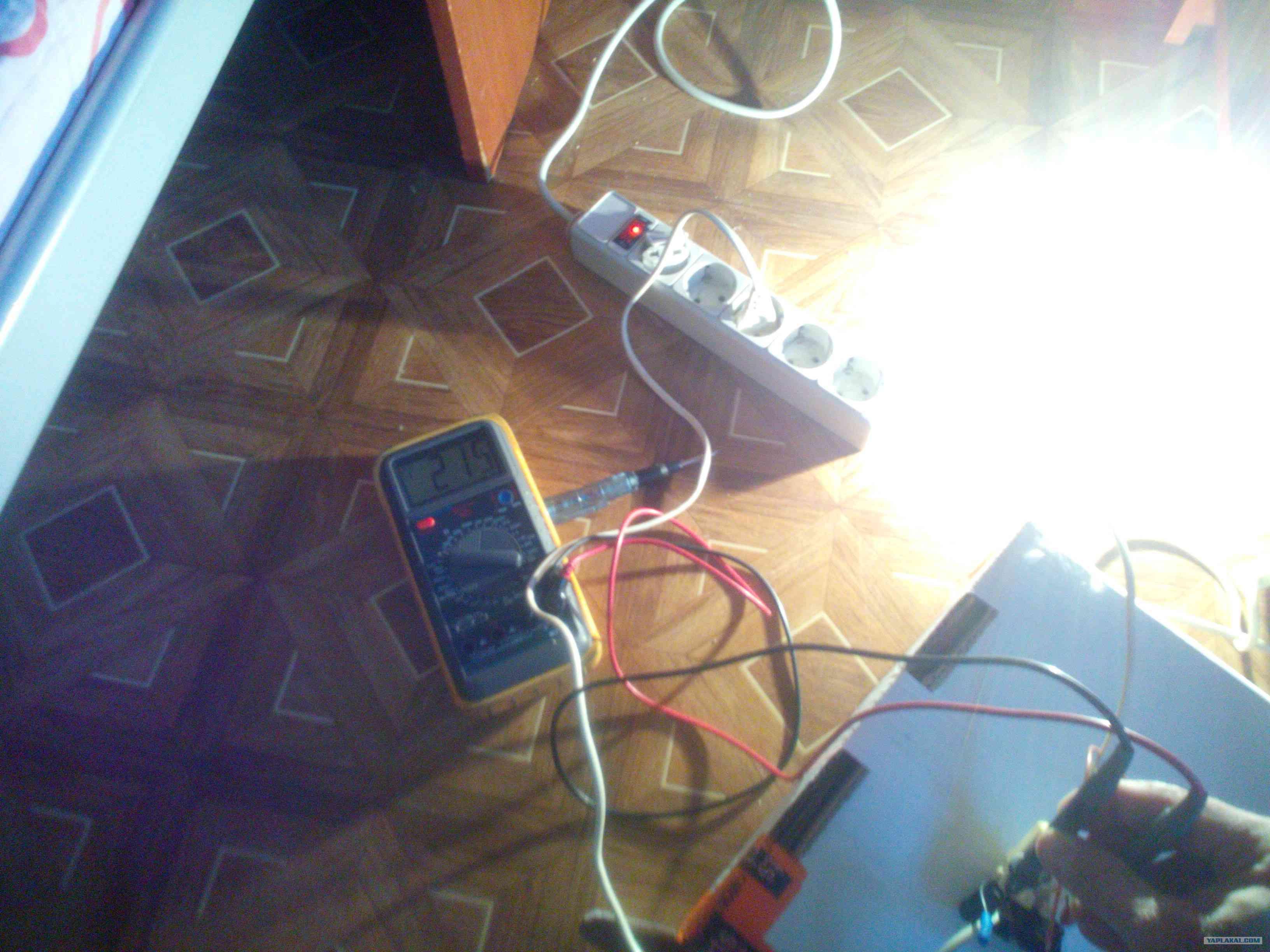 схема регулятора мощности на симисторе тс-80