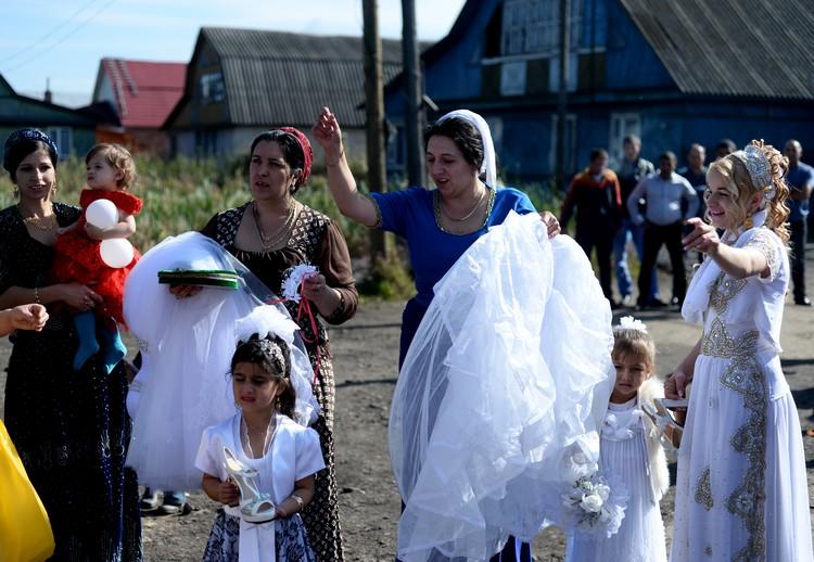 Все цыганские свадьбы