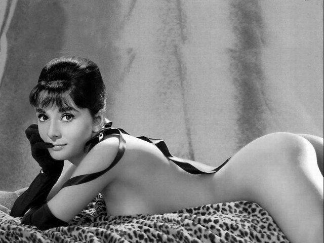 From Audrey Hepburn Estate Her Own Sexy Neck Photos