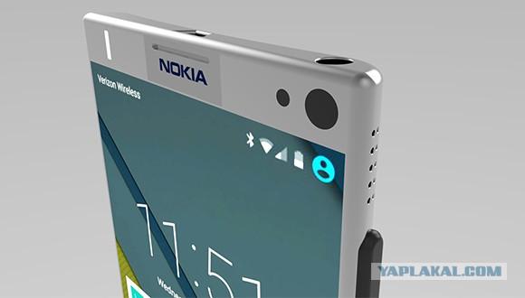 Слухи о возрождении Nokia получили официальное подтверждение