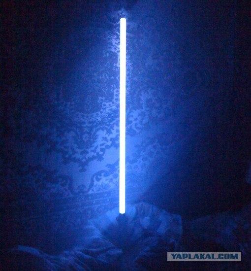 Букет из бисера со светодиодной подсветкой