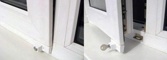 Защита на окна для безопасности ваших детей = hodor.